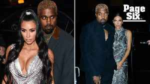 How Kimye went from breaking the internet to changing diapers [Video]