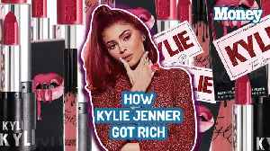 How Kylie Jenner Used Lipstick and Instagram to Become the Youngest 'Self-Made' Billionaire in the World [Video]