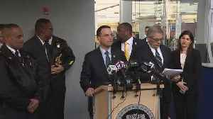 AG Josh Shapiro Announces 8 Arrested Following Joint Investigation Into 2017 Homicide, Retaliatory Shooting In Grays Ferry [Video]