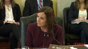 Sen. Martha McSally, Pioneering Ex-Air Force Pilot, Says She Was Raped by Superior Officer [Video]
