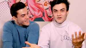 Dolan Twins Visit PSYCHIC To See Their Love Life In The FUTURE! [Video]
