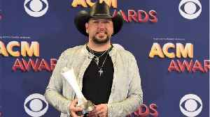 Jason Aldean To Be Honored At Upcoming ACM Awards [Video]