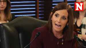 Martha McSally Reveals She Was Raped During A Congressional Hearing On Sexual Assault In The Military [Video]