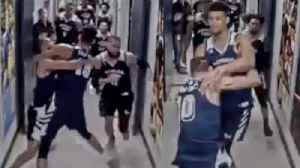 New LEAKED Footage Shows Nevada Players STORMING Utah's Locker Room To FIGHT! [Video]