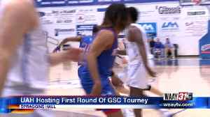 UAH gets win in Gulf South Conference Tournament [Video]