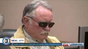 Man facing child porn charges resigns as longtime Sauk County Board supervisor [Video]