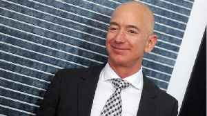 Jeff Bezos Discusses Blue Origin And SpaceX [Video]
