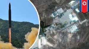 Satellite images show North Korea rebuilding nuclear missile site [Video]