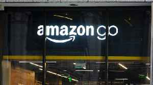 Amazon Closing Pop-Up Stores [Video]