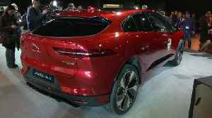 Jaguar I-Pace is European Car of the Year 2019 of ECOTY Award Ceremony [Video]