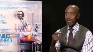 'Avengers: Endgame' Star Don Cheadle Tweets About 'Suicide Squad' Rumors [Video]
