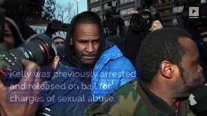 R. Kelly Goes Back to Jail for Unpaid Child Support [Video]