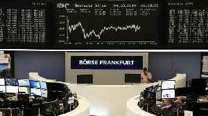 European shares pull back ahead of ECB meeting [Video]
