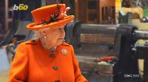 The Queen Shares First Instagram Post [Video]