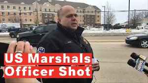 Rockford Illinois Active Shooter: Armed Suspect On Loose After Reportedly Shooting U.S. Marshal [Video]