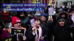6 International Women's Day Facts [Video]