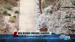 More migrants crossing US southern border in large groups [Video]