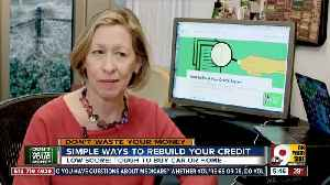 Simple ways to rebuild your credit score [Video]
