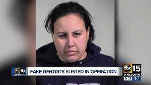 Pair accused of practicing dentistry without a license in Buckeye [Video]
