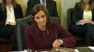 Sen. McSally says she was raped in the military [Video]