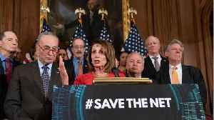 Democrats Seek To Restore 2015 Open Internet Order [Video]