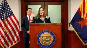 U.S. Senator And Combat Veteran McSally Says She Was Raped By A Superior Officer [Video]