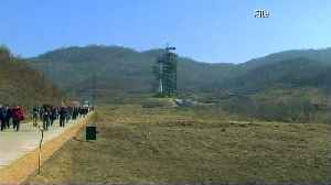 New activity at Pyongyang's long-range missile plant [Video]