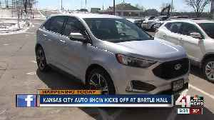New safety features dominate high-tech KC Auto Show [Video]