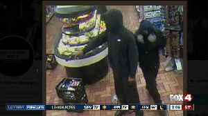 Two men wanted in armed robbery at Fort Myers 7-Eleven [Video]