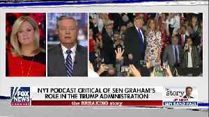 Graham on shocking new border numbers [Video]