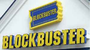 A Single Blockbuster Remains Open In The Entire World [Video]