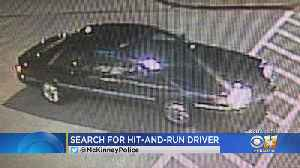 Search On For Hit-And-Run Driver [Video]