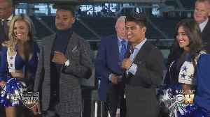 DeSoto Native Errol Spence Set To Fight At AT&T Stadium [Video]