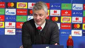 Solksjaer says game plan was perfect as Man United shock PSG [Video]
