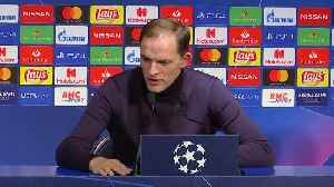 News video: Tuchel rues missed chances as PSG crash out of Champions League