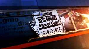 Restaurant Report Card - Searching for A's in Chesterfield Township [Video]
