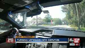 Veterans Florida partners with Citrus County Sheriff's Office to hire veterans as deputies [Video]