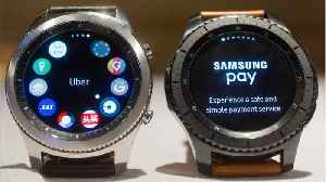 Amazon Discounts Apple Watch And Samsung Galaxy Smartgearslashes prices on Apple Watch and Samsung Gear S3 smartwatches [Video]