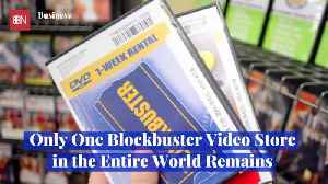 The Last Blockbuster Store [Video]