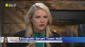 Elizabeth Smart Coming To Jayme Closs' Hometown [Video]