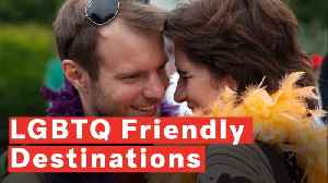 Top 10 LGBTQ-Friendly Travel Destinations In The World [Video]