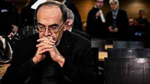 Philippe Barbarin: Suspended prison sentence for cardinal who failed to report abuse allegations [Video]