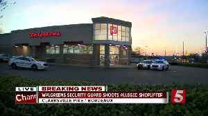 Security guard shoots alleged shoplifter at Bordeaux Walgreens [Video]
