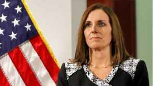 Senator Martha McSally: I Was Raped In The Air Force [Video]