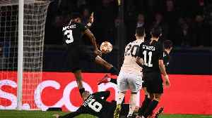 News video: VAR-Given Penalty Helps Manchester United Advance Past PSG, But Reveals Flawed Rule