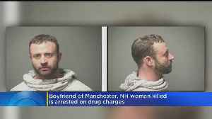 Manchester Murder Victim's Boyfriend Arrested On Cocaine, Driving Charges [Video]
