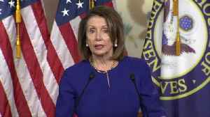 Omar's comments not from 'anti-Semitic attitude': Pelosi [Video]