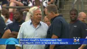 Patriots Owner Robert Kraft Must Attend Court Hearing On Prostitution Charges [Video]