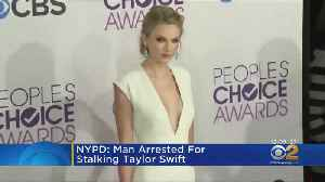 Taylor Swift's Accused Stalker Arrested Again [Video]