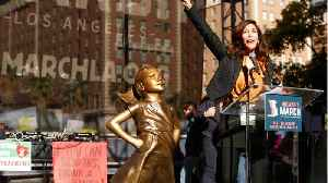 'Fearless Girl' Artist Blocked From Selling Replicas [Video]